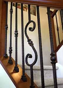 Superior Iron Balusters Are The #1 Most Popular Staircase Update