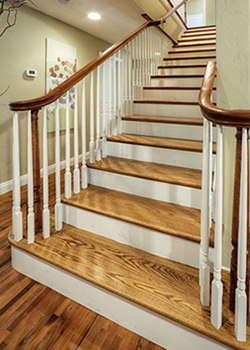 The Family Of Folsom Stair Woodworks Has Provided Hardwood Treads For Not Only 35 Years As A Contractor But More Than 67